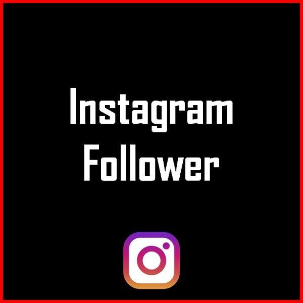 Instagram Follower Produkt