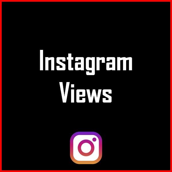 Instagram Views Produkt